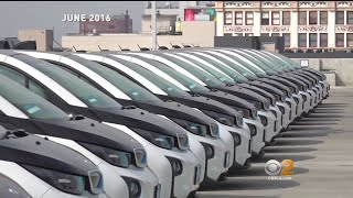 Goldstein Investigation: $10 Million LAPD Electric BMWs Appear Unused Or Misused