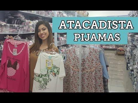 90dcd0c43cf37b Loja de Pijamas no Brás no Atacado | Lambari Confecções