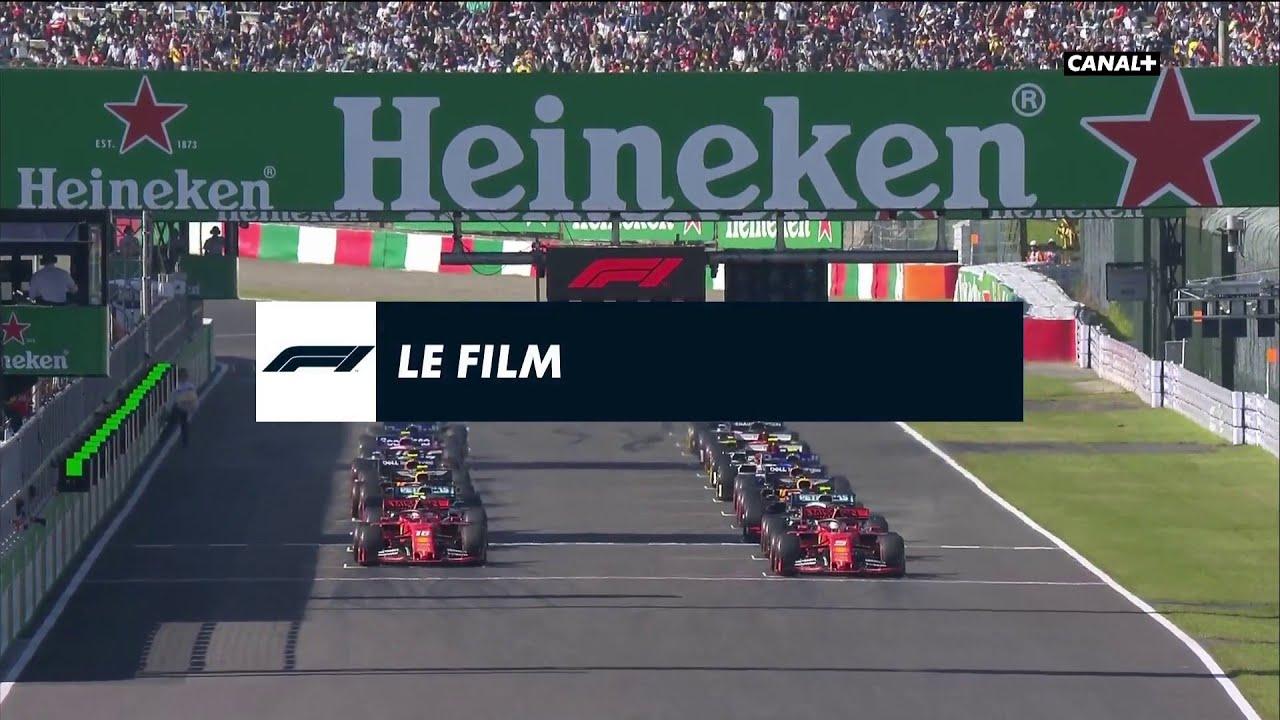 Le film de la course - GP du Japon