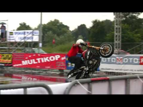 French Riders  Trip To Poland , Stuntriding Competition , Stunt Gp 2010
