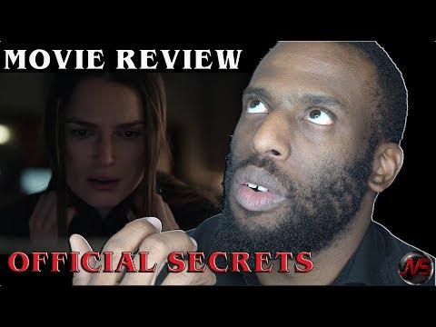 Official Secrets [MOVIE REVIEW] (Spoiler Free!) | #OfficialSecrets @OSFilmUK