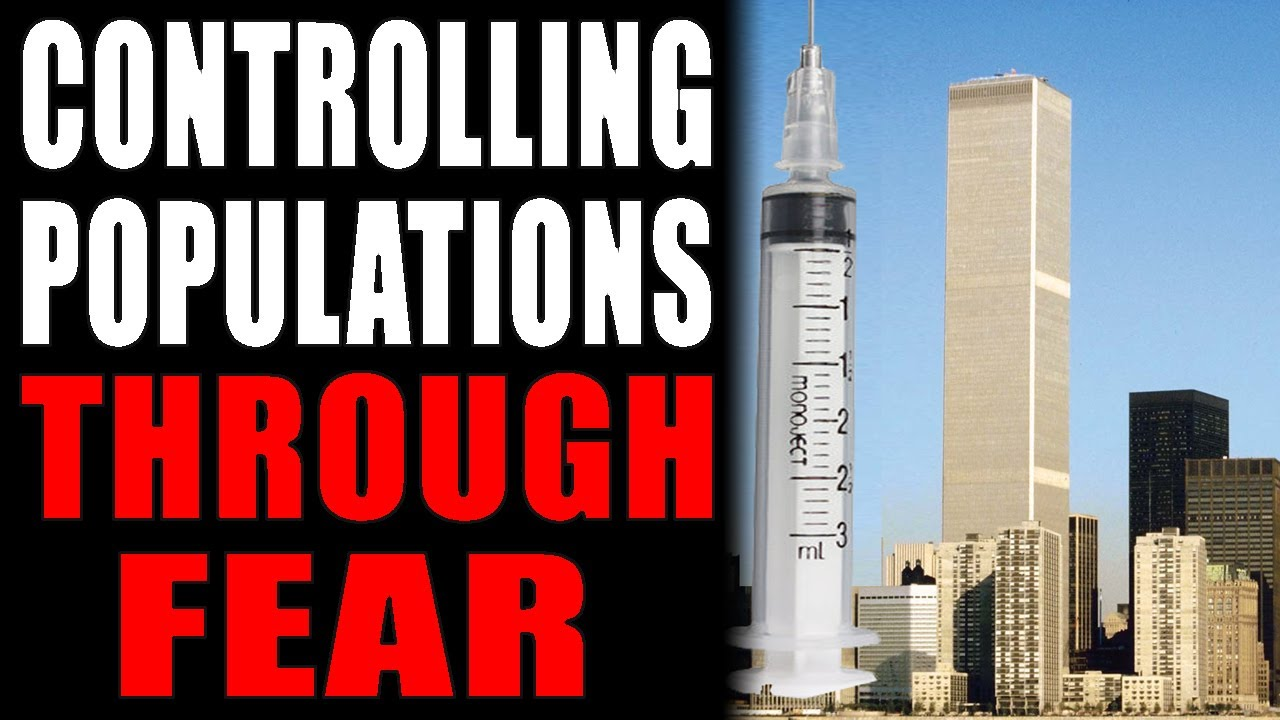 9-11-2021: Controlling Populations Through Fear