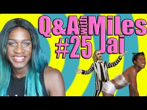 Q&A with Miles Jai 25: HOW TO: HIDE YOUR JUNK