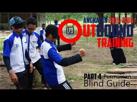Outbound Mahasiswa LP3I Banda Aceh Tahun 2016 Part 4 (Blind Guide)