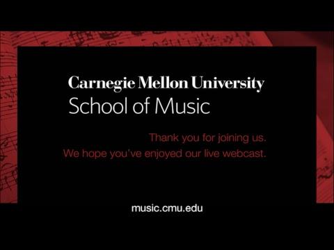 CARNEGIE MELLON UNIVERSITY BAROQUE ENSEMBLE - April 22, 2018 [Live Stream]