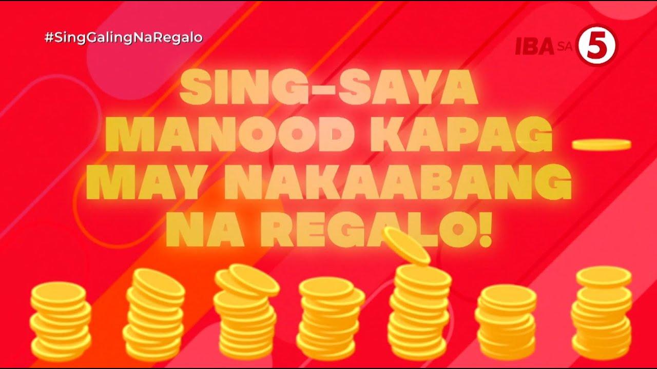 Sing Galing August 3, 2021   #SingGalingNaRegalo