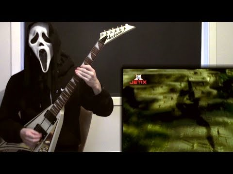 Goosebumps Theme (Metal / Guitar Cover)