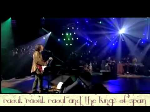 Tears For Fears - Raoul And The Kings Of Spain (Live on a ...