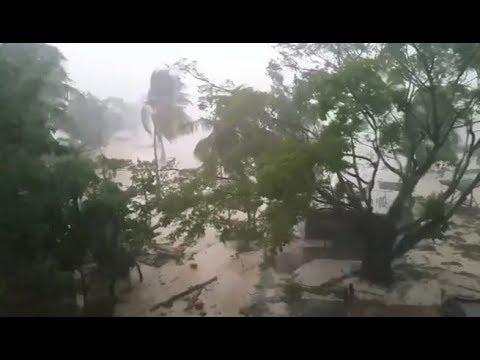 New Orleans Tropical Storm Nate Hurricane Nate Oc