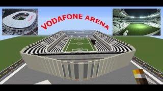 Minecraft Vodafone Arena