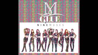 9Muses - Glue (Inst.)