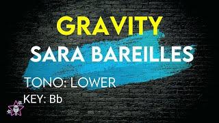 Sara bareilles gravity karaoke instrumental lower keykey: bb#sarabareilles #sarabareilleskaraoke #sarabareillesgravitymusic in this videolearn morelisten ad-...