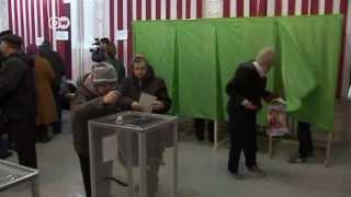 Krim: Votum und Spaltung | Journal