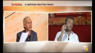 """Marco Travaglio: """"La supercazzola!""""  In onda 04 07 2014"""
