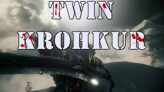 Warframe - Twin Krohkur Status Monster