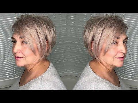 super-bob-frisuren-ideen-2020-für-ältere-frauen