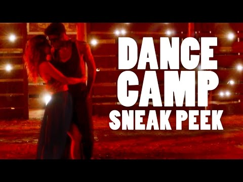 Meg & Nadji find their groove: Dance Camp Sneak Peek