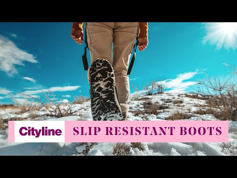 Get Ready For The Snow (early) With This Guide To The Best Slip Resistant Winter Boots