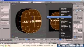 Creating a Basic Textured Model for Gmod 13 Using Blender on Windows 7