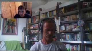 """493-IT Germano, Conversazione con """"Ashtar Sheran"""" - Ipnosi regressiva Calogero Grifasi"""