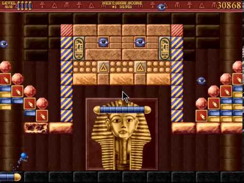 Games From My Past: Bricks Of Egypt