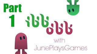 ibb & obb! - Gameplay/Walkthrough - Part 1 - Go Team!