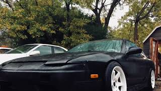 Nissan 240sx Drift Car