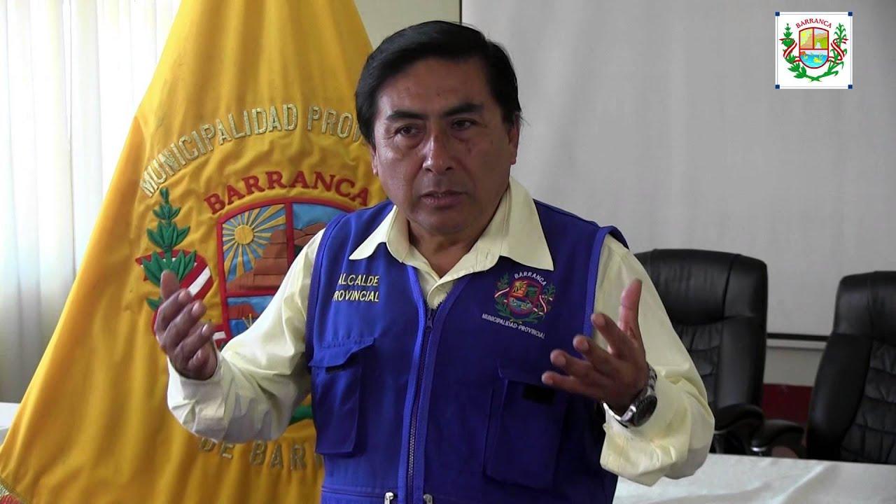 Resultado de imagen para alcalde de barranca