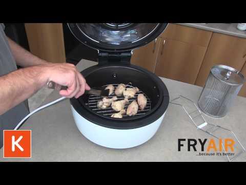 AW-3301 Air Fryer - Auto 360° Frying Fries   Doovi