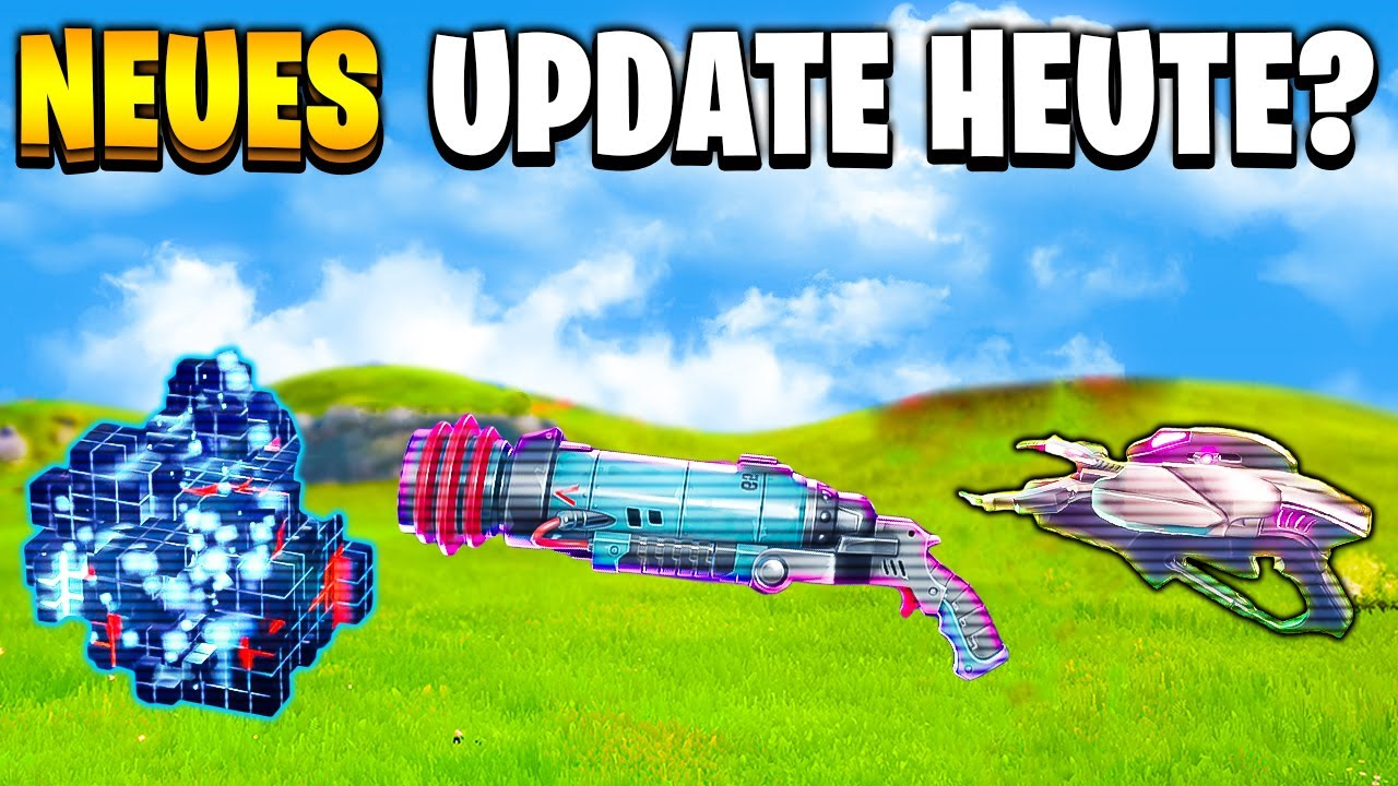 Neue Content Update heute? 3 Neue Waffen fehlen   Fortnite Season 7 Livestream Deutsch