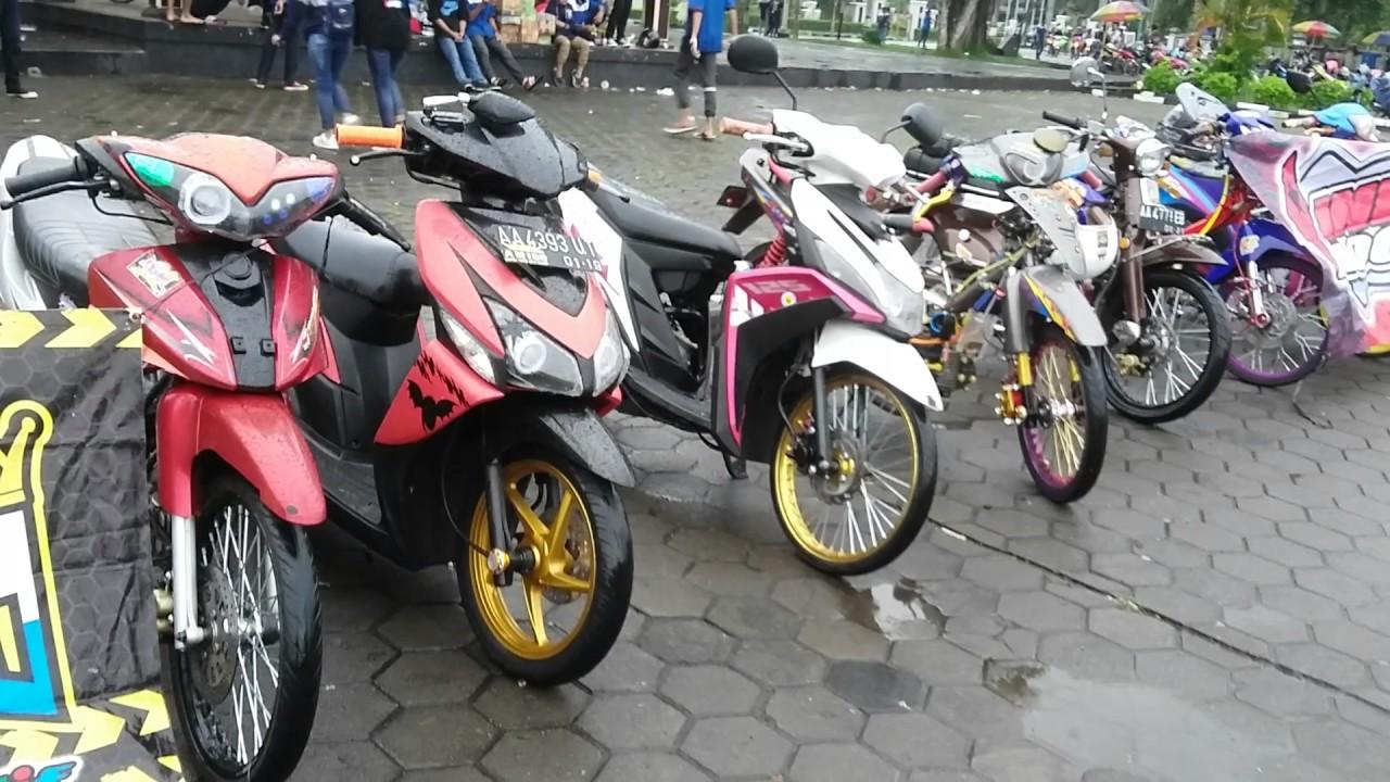 Kumpulan Variasi Motor Cirebon Terbaru Dan Terlengkap Modifikasi