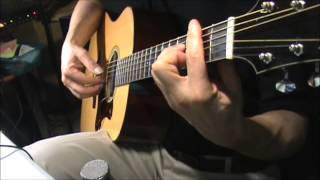 """wagon Wheel""- By Ketch Secor Of Old Crow Medicine Show.- Cover-chords- Fingerstyle - No Harmony"