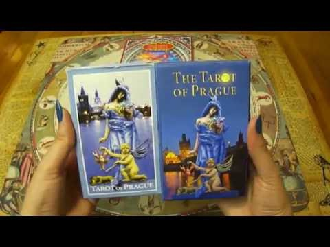 Tarot of Prague, Side by Side Comparison