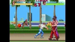 Final fight SNES TAS  Cody
