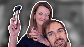 Letting my wife cut my hair while drinking (JackAsk #101)