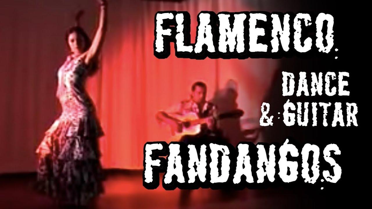 67220e175e24 Flamenco dance & guitar - Fandangos - Arleen Hurtado & Ben Woods ...