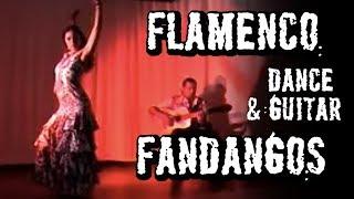 Flamenco dance, Flamenco guitar.  Fandangos  Arleen Hurtado and Ben Woods(Flamenco duo in California. Choreography and dance by Arleen Hurtado http://www.arleenhurtado.com Music and guitar by Ben Woods ..., 2009-09-16T15:16:12.000Z)