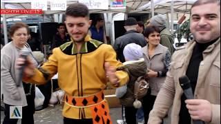 Почти LIVE 15 / Праздник урожая, Степанакерт / Арцахский Акцент.
