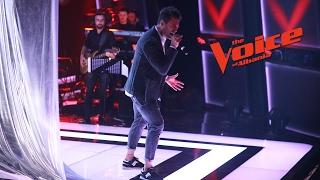 Thomas Grazioso – A chi mi dice – Audicionet e fshehura – The Voice of Albania 6