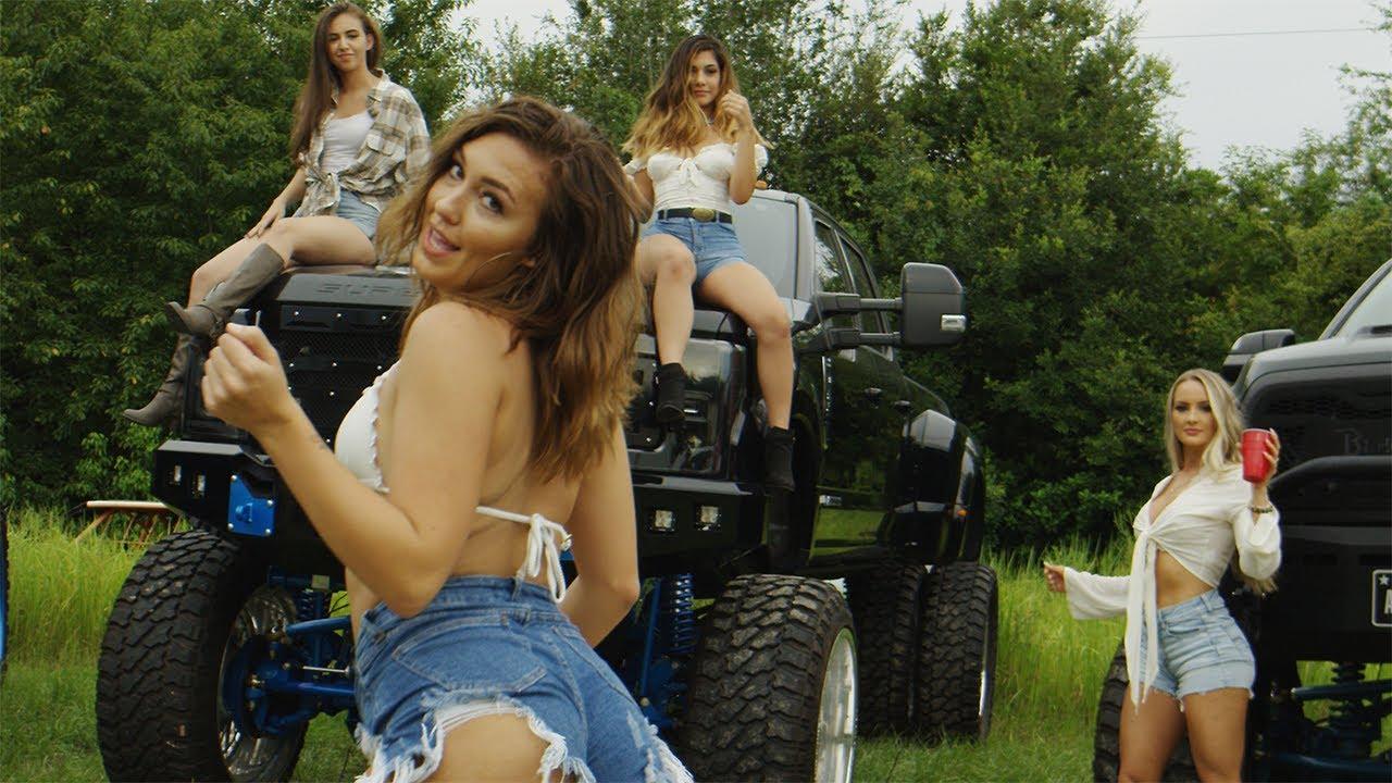 Savannah Dexter - Big Trucks ft. Adam Calhoun x Demun Jones x Dusty Leigh (Official Music Video)
