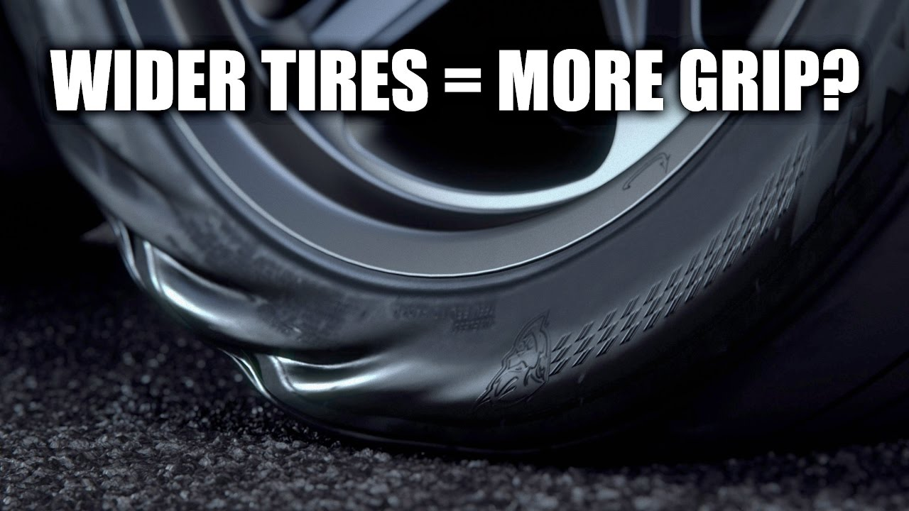 Do Wider Tires Actually Have More Grip  Testing 27 Cars - YouTube 55108302e62