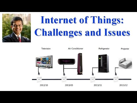 Internet of Things: Challenges and Issues