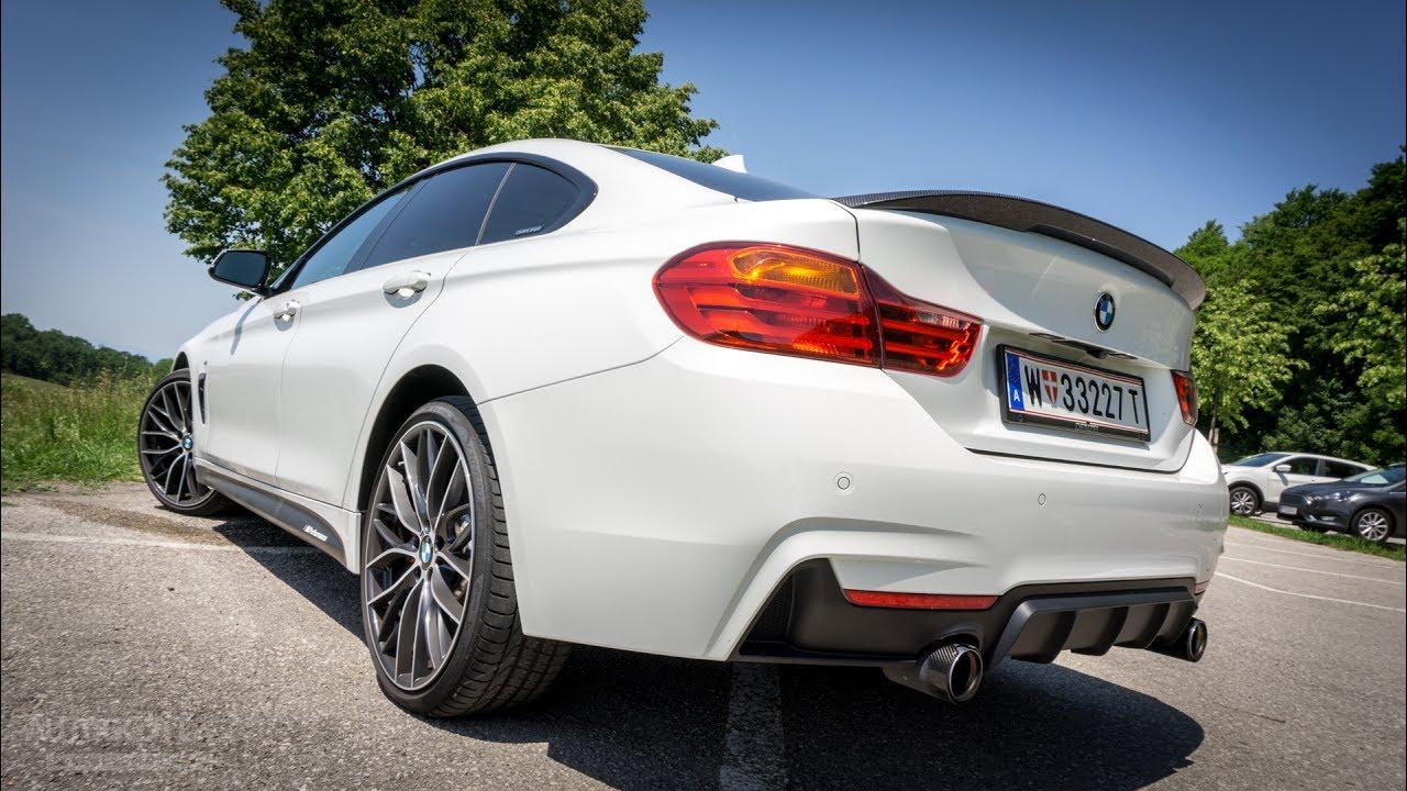 BMW 440i Gran Coupe - xDrive - M Performance - 2017 ...