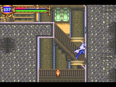 Castlevania Aria of Sorrow part 4 Whip Sword