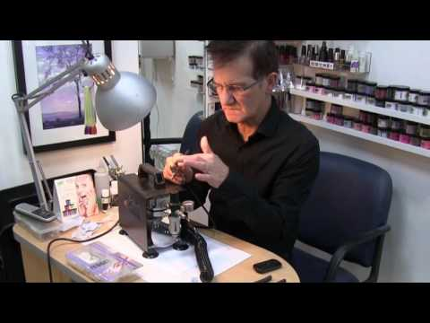 Getting Started in Airbrushing for Nails (Part 1)