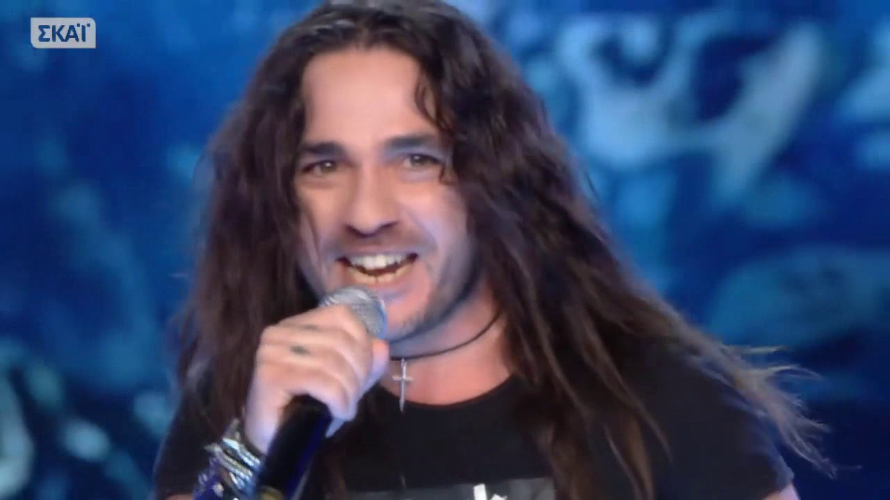 The Voice Heavy Metal: Great perfomances of heavy metal singers