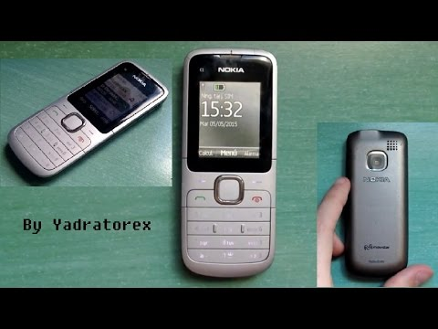 Nokia C1-01 review (old ringtones, themes and others)