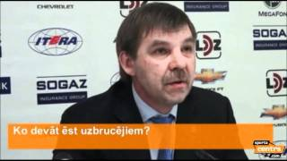 Oļegs Znaroks vs žurnālists. Олег Знарок vs журналист.