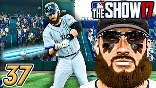 STARKS GETS A  DIAMOND BAT! - MLB The Show 17 Road to the Show Ep.37 thumbnail
