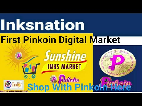 Download First Pinkoin Digital Market. Shop With Only Pinkoin